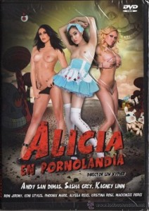 Alicia en pornolandia 2000