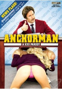 Anchorman XXX Parody 2011