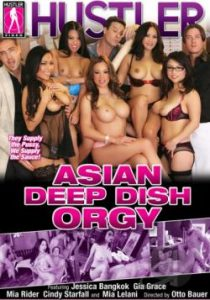 Asian Deep Dish Orgy 2013