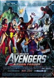 Avengers XXX Porn Parody 2011