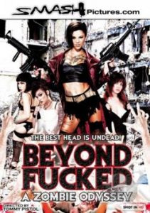 Beyond Fucked! A Zombie Odyssey 2013
