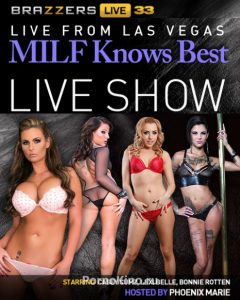 Brazzers Live 33-MILF KNOWS BEST 2013