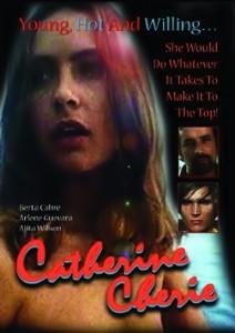 Catherine cherie joven caliente Y salvaje
