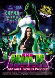 Chyna Is She - Hulk XXX Parody 2013