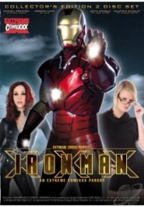 Iron Man XXX Parody 2011