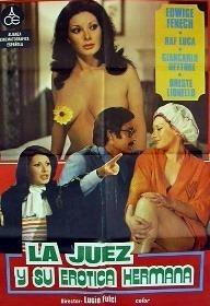 La Juez y su Erotica Hermana - La pretora 2000
