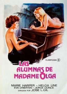 Las Alumnas De Madame Olga