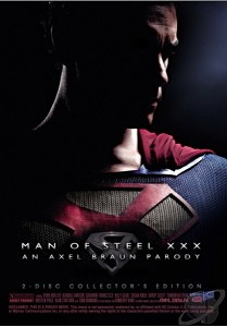 Man Of Steel XXX, An Axel Braun Parody 2013