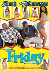 Official Friday Parody 2013