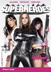 Pornstar Superheroes 2010