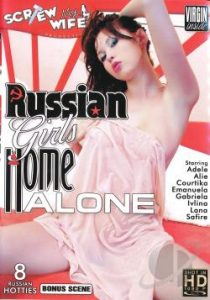 Russian Girls Home Alone 2012
