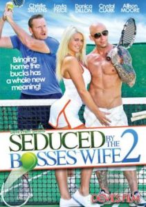 Seduced By The Boss's Wife 2 (2014)
