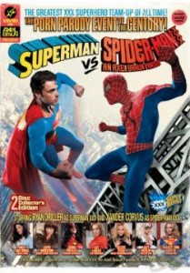 Superman vs Spider Man 2012