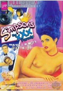 This Ain't The Simpsons XXX 2011