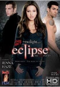 This Isn't The Twilight Saga Eclipse: The XXX Parody 2010