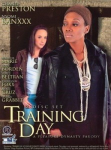 Training Day: A Pleasure Dynasty Parody 2001
