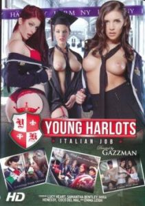 Young Harlots Italian Job 2013