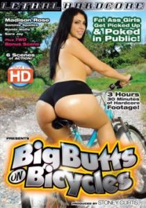 Big Butts On Bicycles 2012