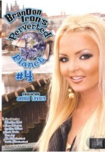 Brandon Irons Perverted Planet 4 (2009)