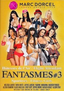 Fantasies 3 Flight Attendant and Fitness Girls 2012