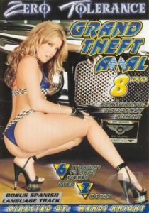 Grand Theft Anal 8 (2007)