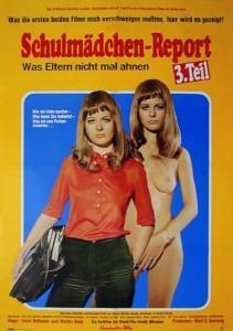 Schulmädchen Report 3 Was Eltern nicht mal ahnen 1972