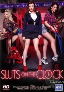 Sluts On The Clock 2013