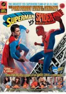 Superman vs Spider-Man XXX-An Axel Braun Parody 2012