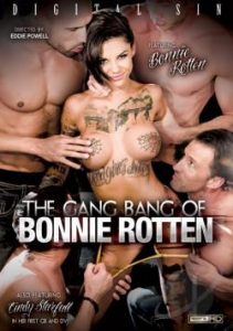 The Gang Bang Of Bonnie Rotten 2013