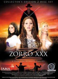 Zorro XXX 2012