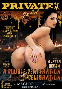 Private Gold 124 - A Double Penetration Celebration 2012
