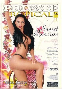 Private Tropical 14-Sunset Memories 2004