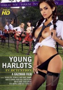 Young Harlots In Detention 2008