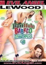 Butthole Barrio Bitches 3 (2015)