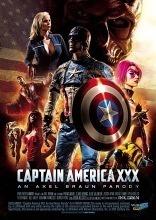 Captain America XXX - A Porn Parody 2014