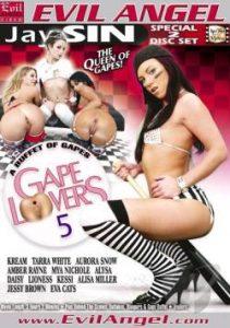 Gape lovers 5 (2010)