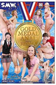 Gold Medal Anal From Russia 2014