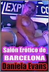 Salón Erótico de Barcelona - Daniela Evans