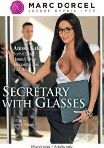 Secretary with Glasses 2014