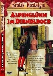 Alpengluhn im dirndlrock 1974