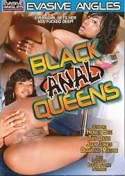 Black Anal Queens 2011