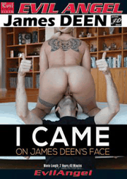 I Came On James Deen's Face 2014
