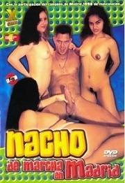 Nacho de Marcha en Madrid 1999 Español