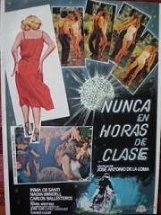 Nunca en Horas de Clase 1978 Español