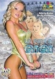 Silvia Saint se va de Marcha 2000 Español