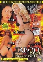 Taboo Brasil 1 incesto Español