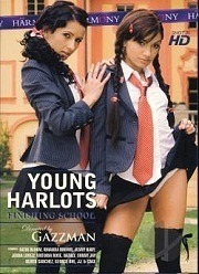 Young Harlots Finishing School 2009