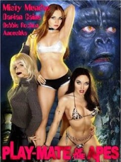 PLAYMATE OF THE APES XXX