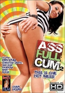Ass full of cum 2 2012
