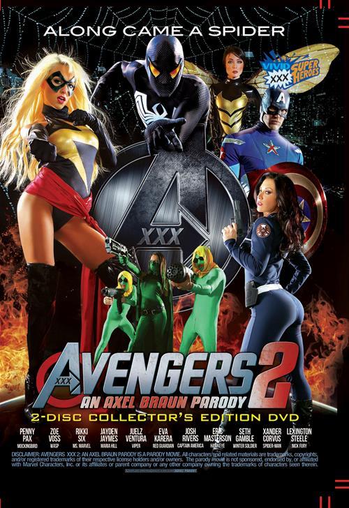 Avengers XXX 2015 (Los Vengadores) Parodia